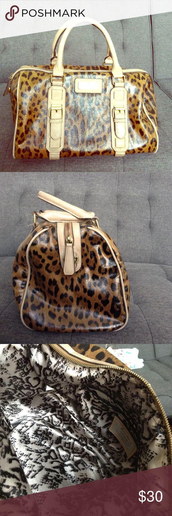 Leopard print handbag Leopard Print handbag River Island Bags Totes