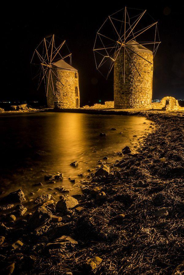 Chios, Greek islands in the Aegean Sea