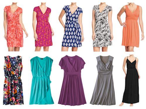 Dresses for Nursing Moms (and everyone else)