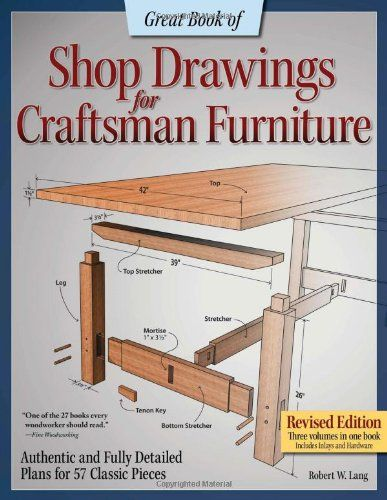 1000 ideas about craftsman furniture on pinterest for Craftsman furniture plans