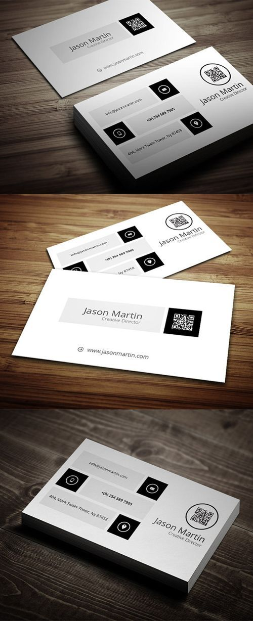 Best 25 qr code business card ideas on pinterest creative metro style business card like the elements that are being used qr code spiritdancerdesigns Images
