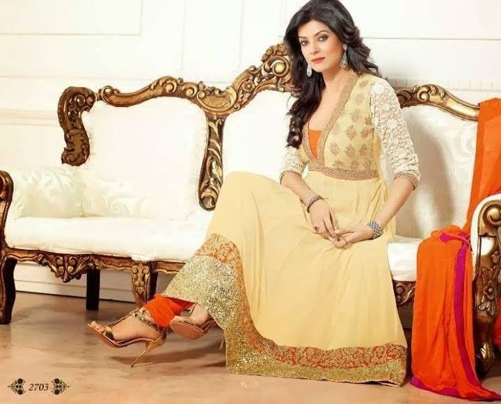 Sushmita Sen Bollywood Anarkali Dresses 2014,Sushmita Sen Anarkali Frocks 2014 for Girls,Sushmita Sen Designer Anarkali Suits. #anarkalifrocks, #indiandresses, #anarkalisuits, #sushmitasen