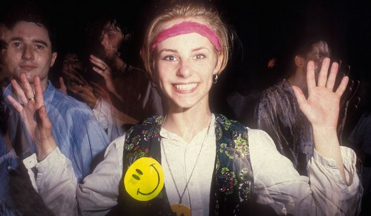 c. 1988-1990:Acid House Ravers in the Second Summer of Love