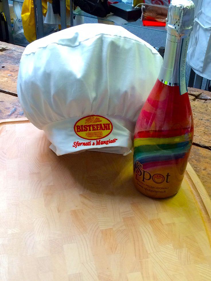 Cappello da cuoco personalizzato