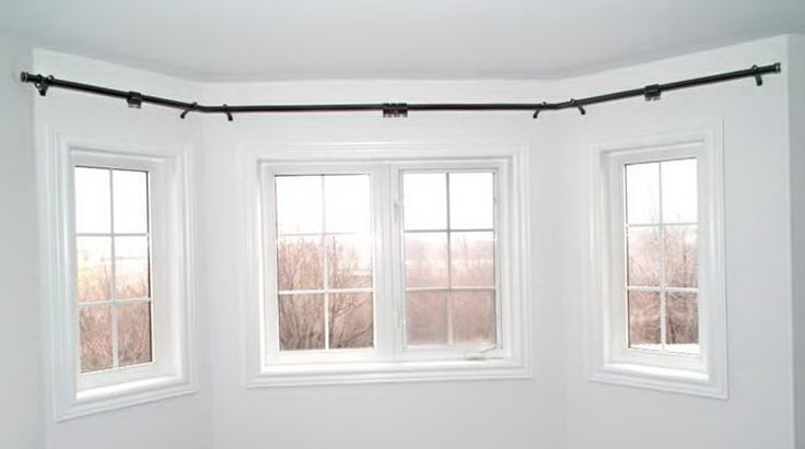 Best 25 bow window curtains ideas on pinterest bow for Arched bay windows