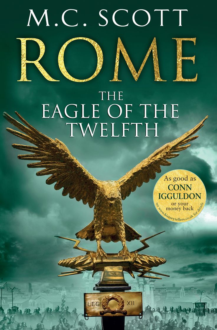 Rome: The Eagle Of The Twelfth: Rome 3 Paperback By M C Scott Design &