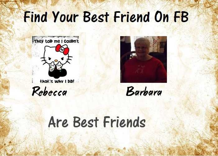 Best Friends App