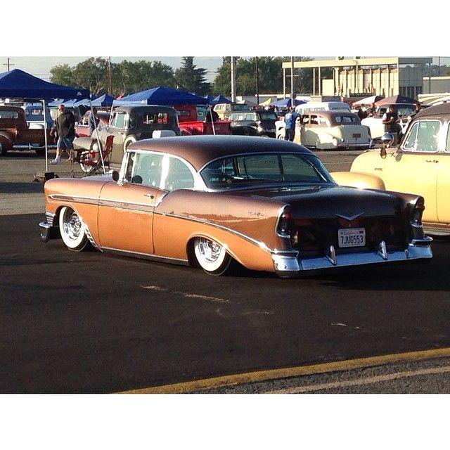 Santa Maria Chevrolet: 383 Best Tri Five Chevys Images On Pinterest