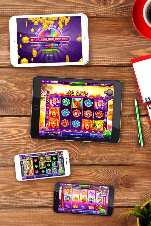 No matter what devices you prefer, you can enjoy Gambino Slots on
