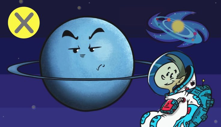 El Sistema solar (Animación)