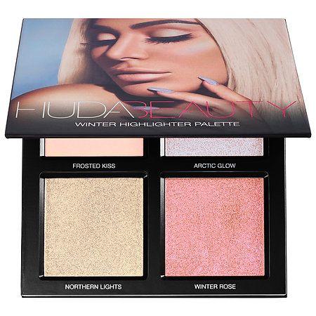 Highlighter Palette – Winter Solstice Palette - Huda Beauty | Sephora