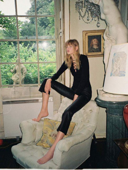 Vogue UK December 2015