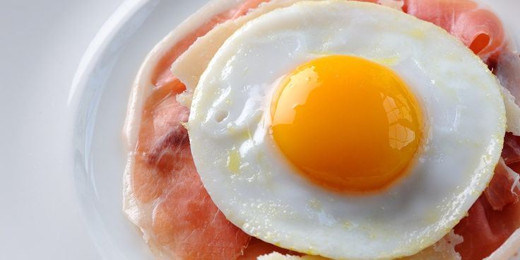This simple and tasty ham and egg recipe from chef Dominic Chapman pairs duck egg with ham to create a beautiful breakfast or starter dish