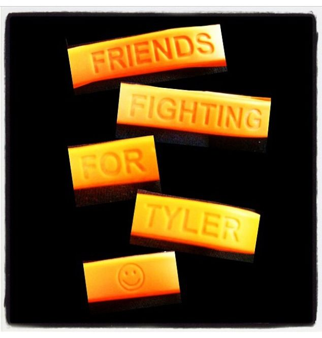 Leukemia Awareness!! Never stop fighting, find a cure!!