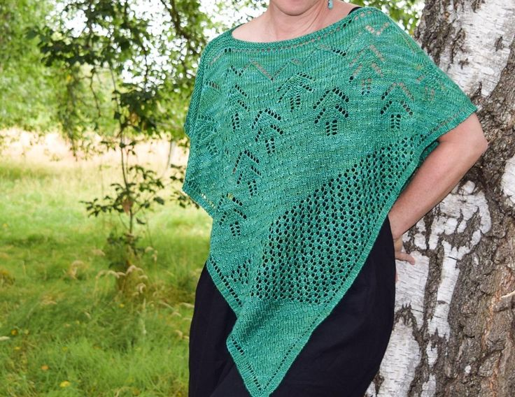 18 best shawls knitting and crochet patterns images on