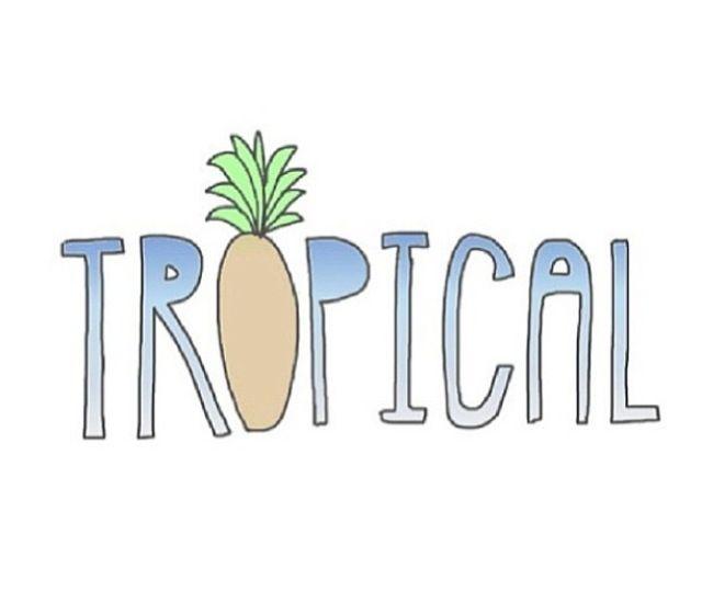 Tropical | Tumblr Overlays | Pinterest | Tumblr ...