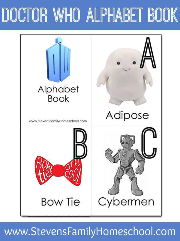 Doctor-Who-Alphabet-Book