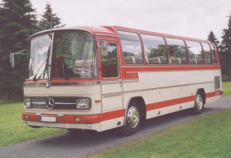 Mercedes O'302