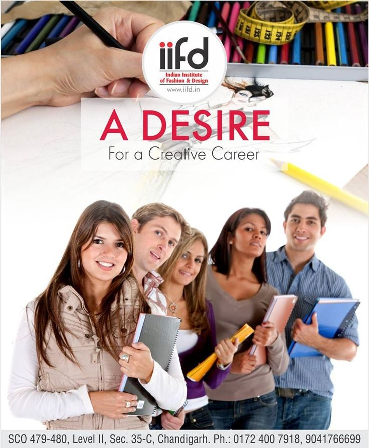 A Desire For Creative Career Join The Number 1 Fashion Institute In India Get