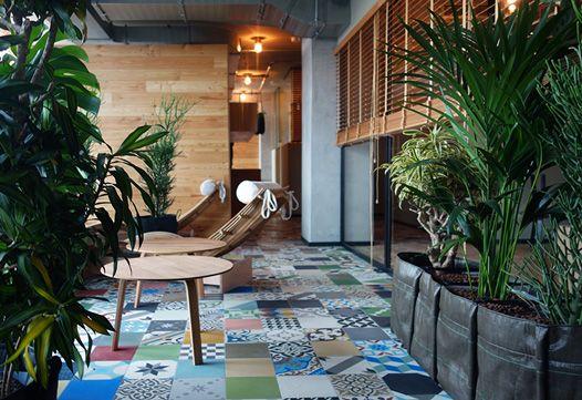 studio aisslinger - 25H HOTEL - bikini berlin