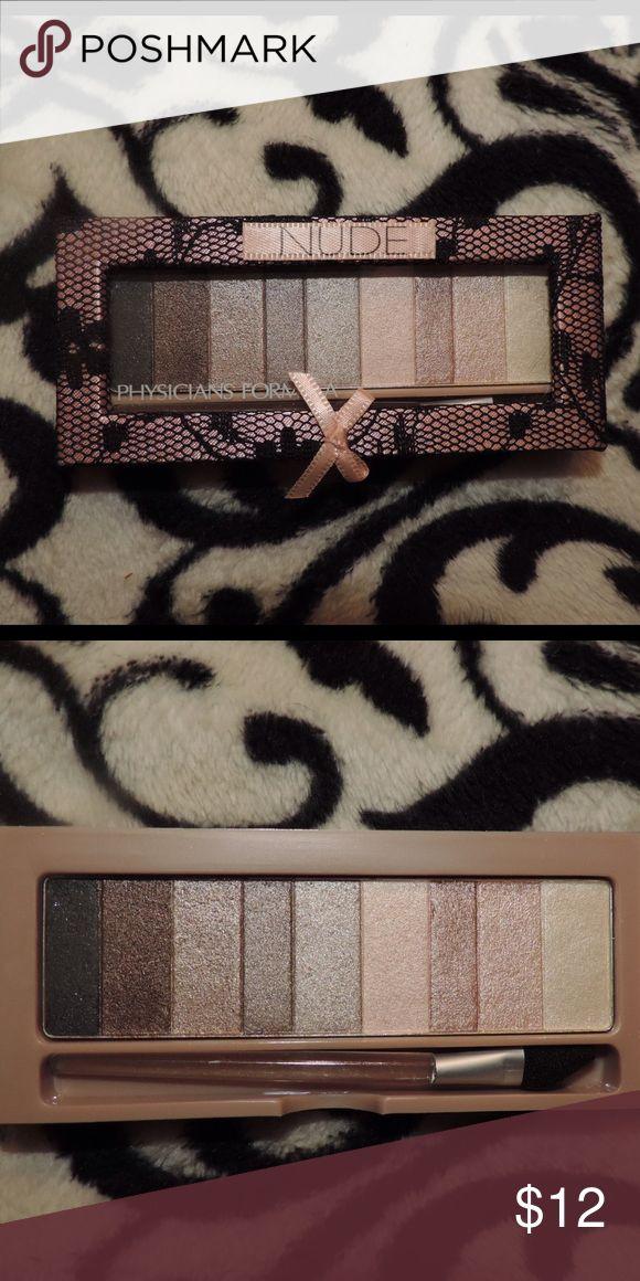 Nude Physicians Formula Eyeshadow Brand New, Never Used! Nude Physicians Formula Eyeshadow Palette! Physicians Formula Makeup Eyeshadow