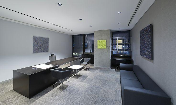 Derindere car leasing headquarter with Dickson® flooring Be Smart U503 Soul – Tiles - Turkey.