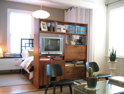 17 best images about room divider tv stands on pinterest tvs wall partition and to work. Black Bedroom Furniture Sets. Home Design Ideas
