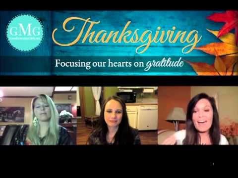 Good Morning Girls: Thanksgiving study week 1 #GoodMorningGirls #Thanksgiving