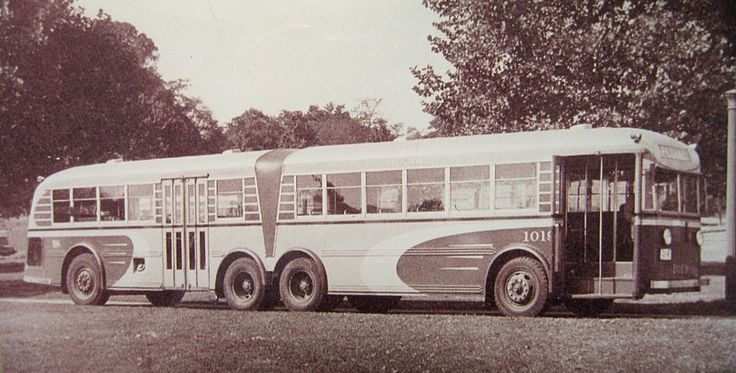 Eddie's Rail Fan Page: A preserved New York City 1950's ... |Photos Old City Buses 1950