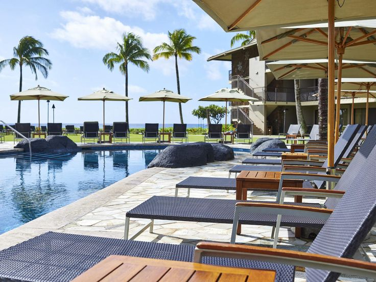Koa Kea Hotel & Resort Poipu, Hawaii outdoor chair property condominium leisure Resort swimming pool vacation Villa home real estate dock marina mansion apartment furniture overlooking