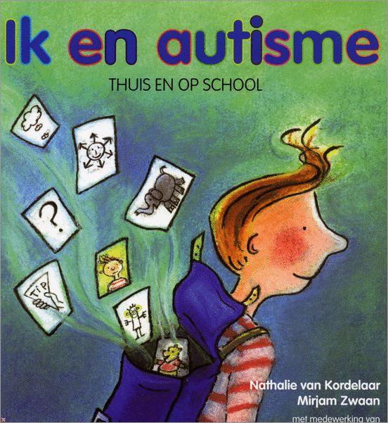IK en Autisme, een interactief boek speciaal voor kinderen met autisme en de…