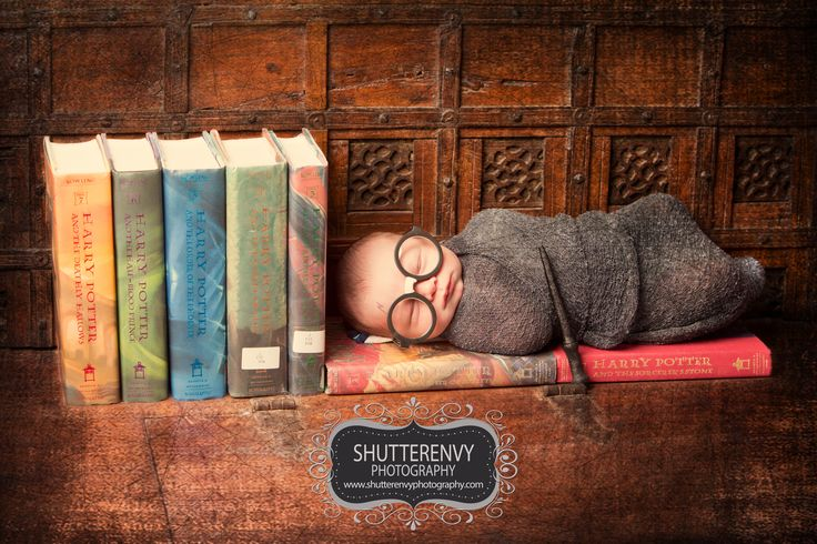 www.shutterenvyphotography.com  Newborn Photography, Baby, Harry Potter, Newborn Photographer