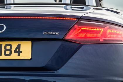 Audi TT TDI diesel gains quattro all-wheel-drive...