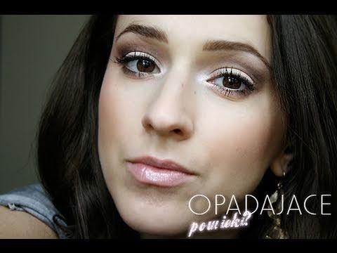 PL make up eyes (Opadające powieki)