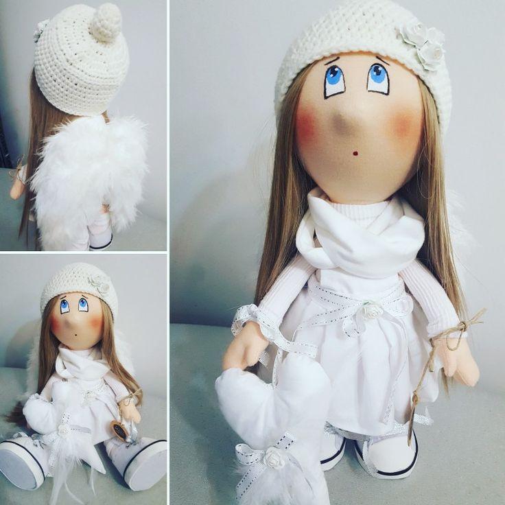 My new handmade doll Angel