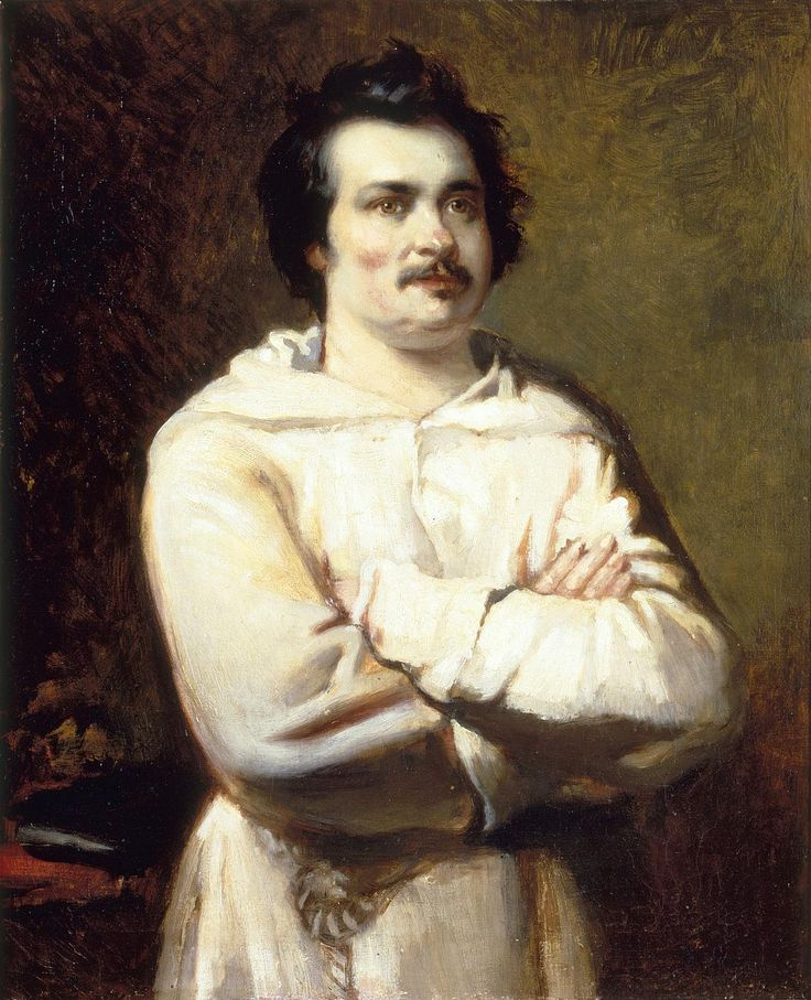 "Today is the birthday of Honoré de Balzac, born in 1799. He was a French novelist and playwright. Before and during his career as a writer, he attempted to be a publisher, printer, businessman, critic, and politician. La Comédie humaine reflects his real-life difficulties, and includes scenes from his own experience. ""Quotations From Honoré de Balzac"" on Poemhunter http://www.poemhunter.com/quotations/famous.asp?people=Honor%C3%A9%20De%20Balzac Happy Birthday Honoré de Balzac!"