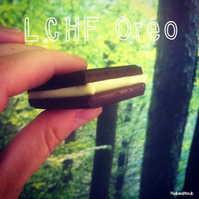 LCHF - Oreo