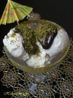 hülyalı lezzetler: Ev Yapımı Limonlu Dondurma