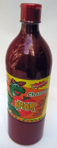 Amor Salsa Chamoy Sauce $4.95
