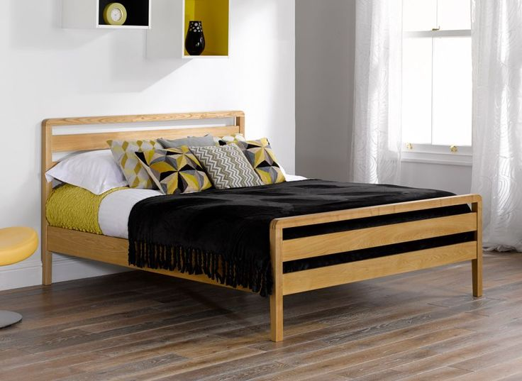 earlswood ash wooden bed frame - Beautiful Bed Frames