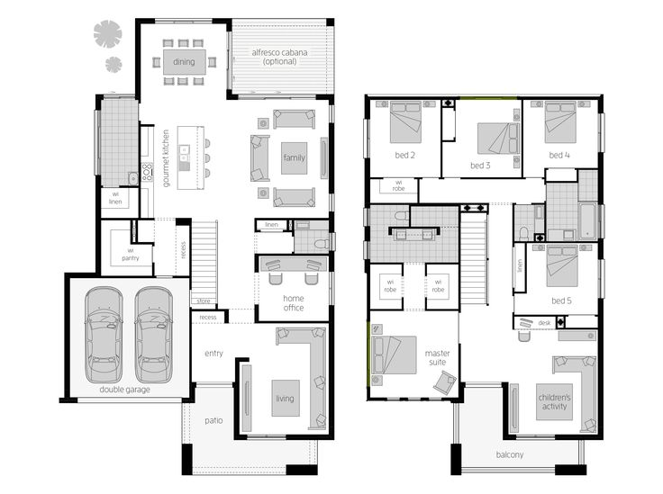 Saxonvale 40- Floor Plan Liking the Master bath layout