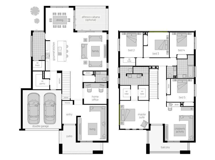 Best Images About Floorplans On Pinterest