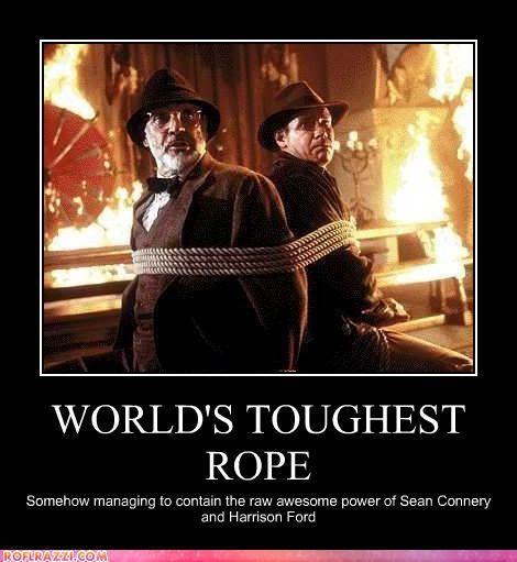 Indiana Jones; The Last Crusade