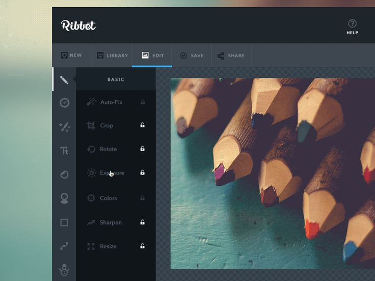 Hey there! Today is a great day for another Tubik Studio motion shot, and this time it is the Ribbet photo-editor functionality. We've been working on this project for a while, and many of our team...