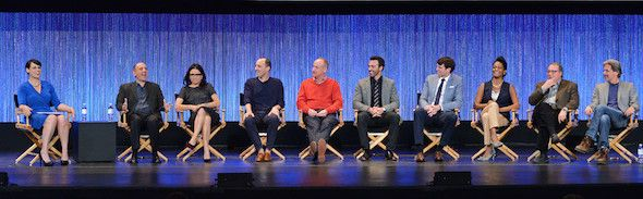 HBO's VEEP Cast at #PaleyFest Interviews, Fracking, Booksigning and #SNL Sketch in Store for Season 3 April 6th | Red Carpet Report TV http://www.redcarpetreporttv.com/2014/03/28/hbos-veep-cast-at-paleyfest-interviews-fracking-booksigning-and-snl-sketch-in-store-for-season-3-april-6th/