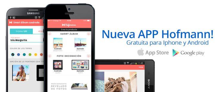 App de hofmann para movil photo edit pinterest ya for Primicias ya para movil