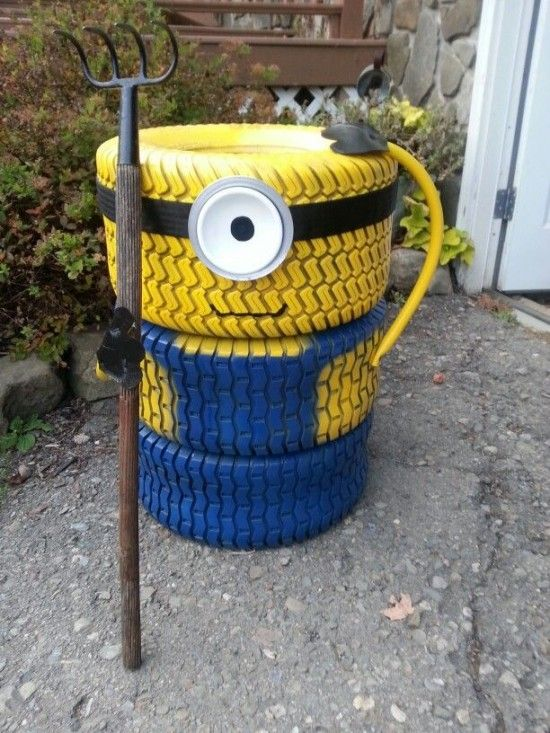451 best images about things to do with old tires on Things to make out of old tires