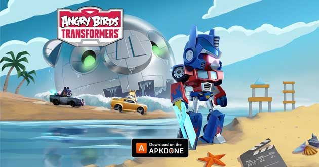 Angry Birds Transformers Mod Apk Obb File V1 51 1 For Android