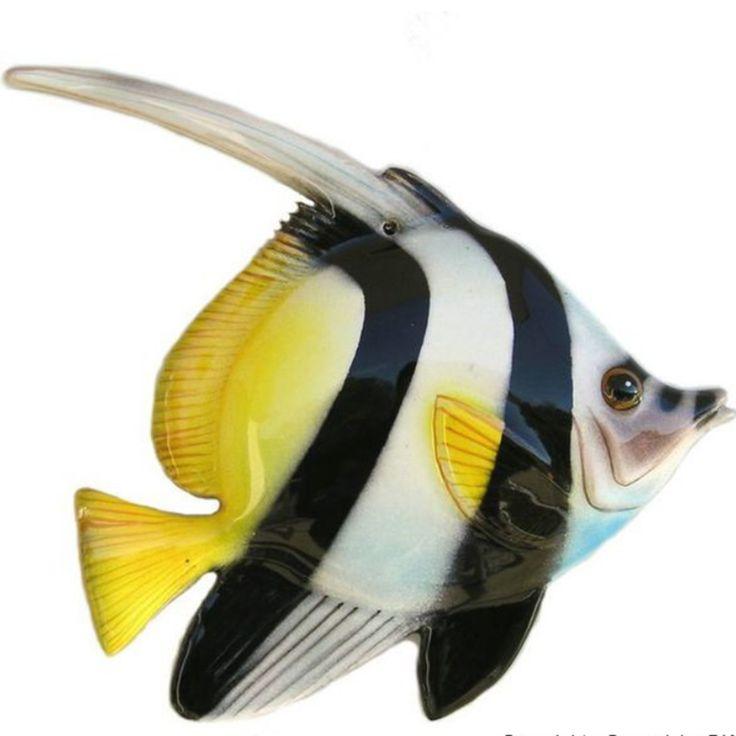 Oggettistica : Pesce Angelo cm 10