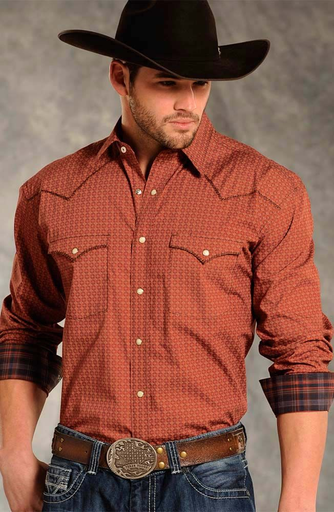 Каталог мужской одежды кантри фото